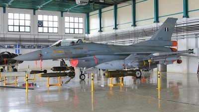 045 - Lockheed Martin F-16C Fighting Falcon - Greece - Air Force