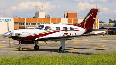 PS-LLA - Piper PA-46-500TP Malibu Meridian - Private