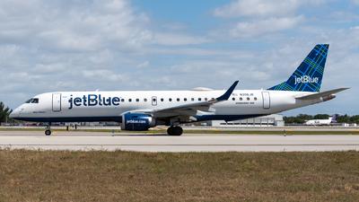 N306JB - Embraer 190-100IGW - jetBlue Airways