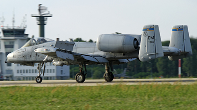 81-0965 - Fairchild A-10C Thunderbolt II - United States - US Air Force (USAF)