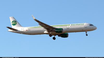 A picture of DASTD - Airbus A321211 - [5843] - © Norman Damerius
