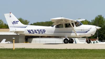 N343SP - Cessna 172S Skyhawk SP - Qmulus Aviation