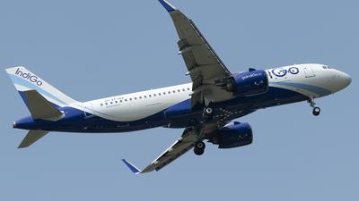 A picture of VTIVX - Airbus A320271N - IndiGo - © Ramana Prasad