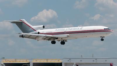 N726CK - Boeing 727-2M7(Adv)(F) - Kalitta Charters II