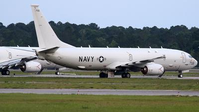 168756 - Boeing P-8A Poseidon - United States - US Navy (USN)