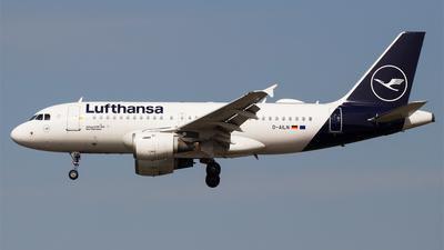 A picture of DAILN - Airbus A319114 - Lufthansa - © Melanie Niedermeier