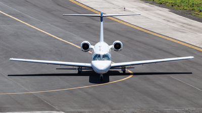 N55MZ - Cessna 525 Citationjet CJ4 - Private