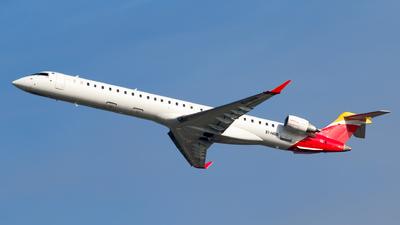 EI-HBB - Bombardier CRJ-1000 - Hibernian Airlines