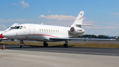 C-GSMR - Dassault Falcon 2000 - Chartright Air