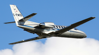 C-FMCG - Cessna 550B Citation Bravo - Private