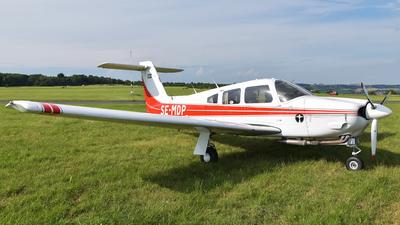 SE-MDP - Piper PA-28RT-201T Turbo Arrow IV - Private