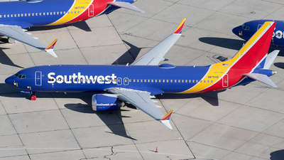 N8704Q - Boeing 737-8 MAX - Southwest Airlines