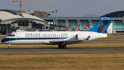 B-605X - COMAC ARJ21-700 - China Southern Airlines