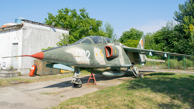 002 - IAR-93DC - Romania - Air Force