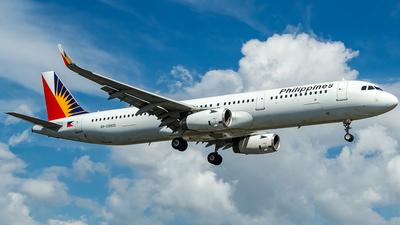 RP-C9905 - Airbus A321-231 - Philippine Airlines