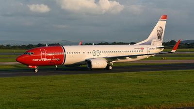 EI-FJV - Boeing 737-8JP - Norwegian