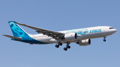 A picture of FWTTO - Airbus A330841 - Airbus - © Gilles ASTRE