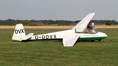 G-DDVX - Schleicher ASK-13 - Shenington Gliding Club