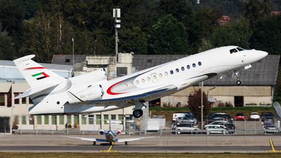 A6-MBS - Dassault Falcon 7X - Private