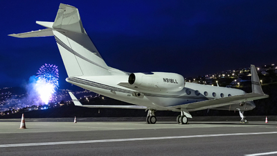 N918LL - Gulfstream G450 - Private