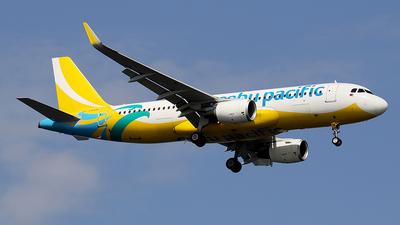RP-C4108 - Airbus A320-214 - Cebu Pacific Air