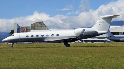 N94924 - Gulfstream G550 - Private