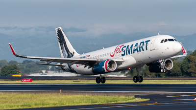 A picture of CCAWD - Airbus A320232 - JetSMART - © Juan Pablo MS