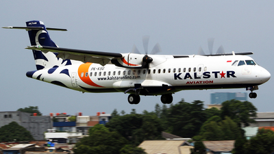 PK-KSG - ATR 72-212A(600) - Kalstar Aviation