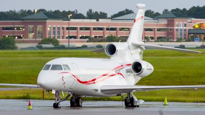 N685AB - Dassault Falcon 7X - Private