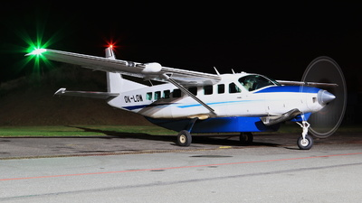 OK-LOM - Cessna 208B Grand Caravan - Delta System-Air