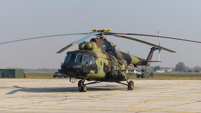 12495 - Mil Mi-17V5 Hip H - Serbia - Air Force