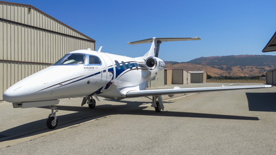 N122CR - Embraer 500 Phenom 100 - Private
