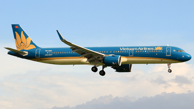 A picture of VNA501 - Airbus A321272N - Vietnam Airlines - © Toanla_SFAP
