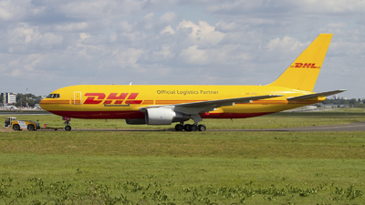 A9C-DHQ - Boeing 767-281(BDSF) - DHL International Aviation