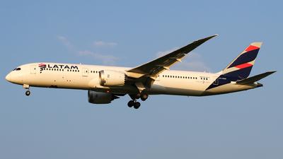 CC-BGK - Boeing 787-9 Dreamliner - LATAM Airlines