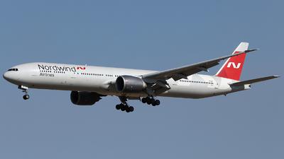 VP-BJP - Boeing 777-367ER - Nordwind Airlines