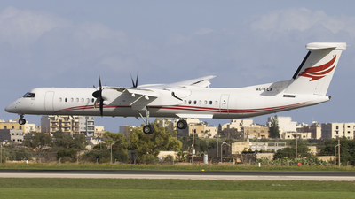 A6-FLA - Bombardier Dash 8-Q402 - Falcon Aviation Services