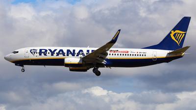 A picture of 9HQAZ - Boeing 7378AS - Ryanair - © Daniel Klein