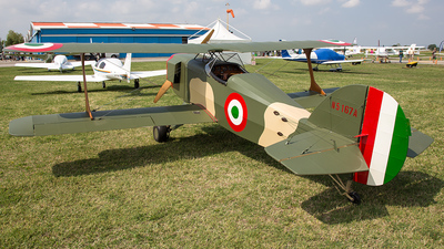 N5167A - Wolf W-11 Boredom Fighter - Private