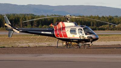 C-GMHC - Aérospatiale AS 350B2 Ecureuil - Héli Boréal