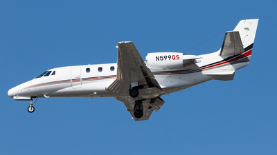 N599QS - Cessna 560XL Citation Excel - NetJets Aviation