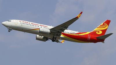 B-5852 - Boeing 737-84P - Hainan Airlines