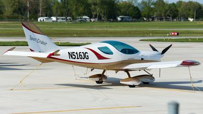 N516JG - CZAW SportCruiser - Private