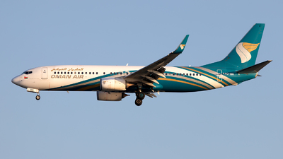 A picture of A4OBH - Boeing 73781M - Oman Air - © Mustafa Sandikci