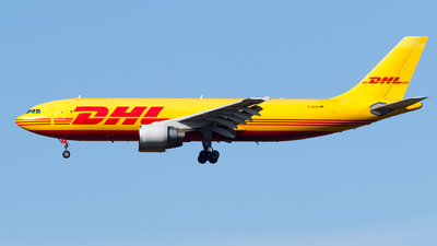 D-AEAE - Airbus A300B4-622R(F) - DHL (European Air Transport)