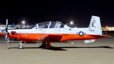166153 - Raytheon T-6B Texan II - United States - US Navy (USN)