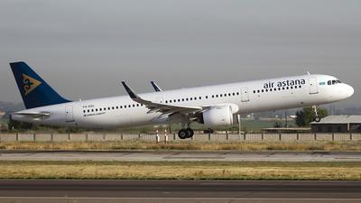 P4-KDC - Airbus A321-271N - Air Astana