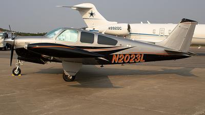 N2023L - Beechcraft F33A Bonanza - Private