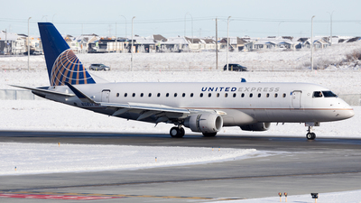 N108SY - Embraer 170-200LR - United Express (SkyWest Airlines)