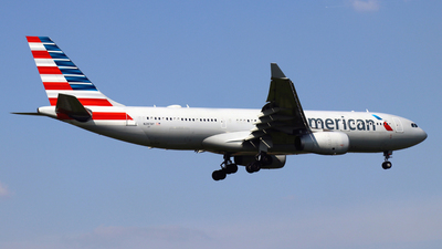 N287AY - Airbus A330-243 - American Airlines